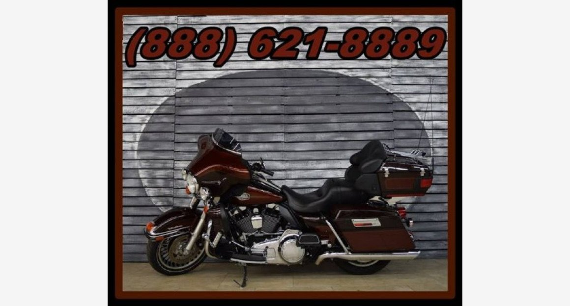 2011 Harley-Davidson Touring Ultra Classic Electra Glide for sale 200646813
