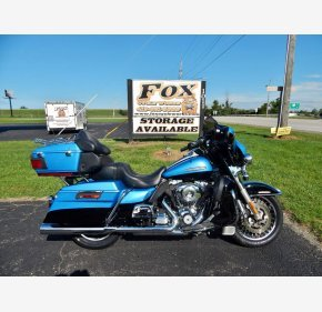 2011 Harley-Davidson Touring Electra Glide Ultra Limited for sale 200627733