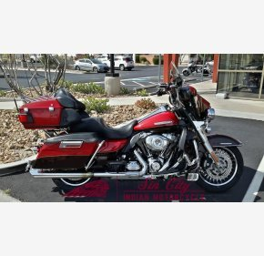 2011 Harley-Davidson Touring Electra Glide Ultra Limited for sale 200894877