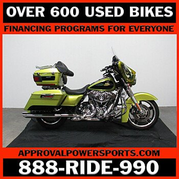 2011 Harley-Davidson Touring for sale 201050289