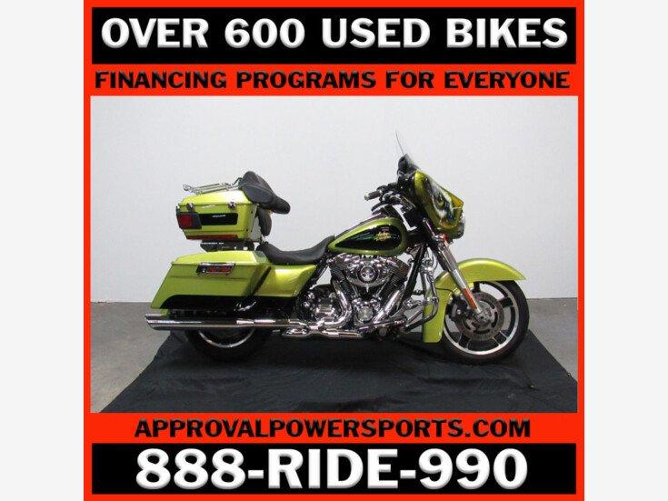 2011 Harley-Davidson Touring for sale 201050289