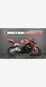 2011 Honda CBR600RR for sale 200699369