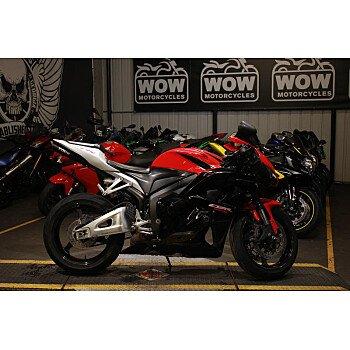 2011 Honda CBR600RR for sale 200793201
