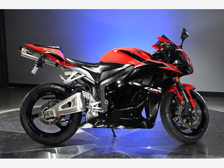 2011 Honda CBR600RR for sale 201173655