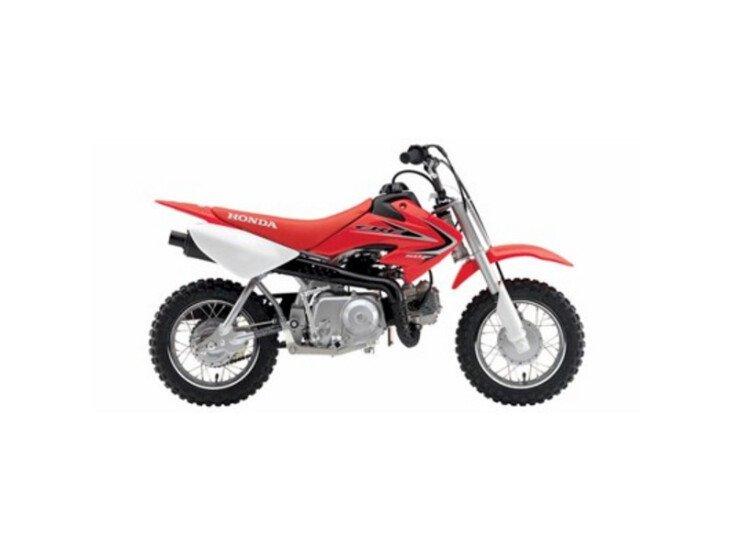 2011 Honda CRF50F 50F specifications
