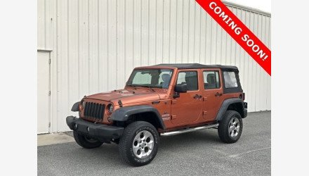 2011 Jeep Wrangler 4WD Unlimited Sport for sale 101108525