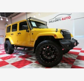 2011 Jeep Wrangler 4WD Unlimited Sahara for sale 101121791