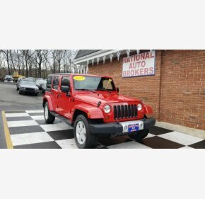 2011 Jeep Wrangler 4WD Unlimited Sahara for sale 101126000