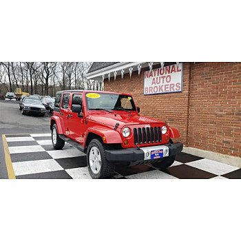 2011 Jeep Wrangler for sale 101126000