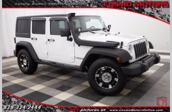 2011 Jeep Wrangler for sale 101226509