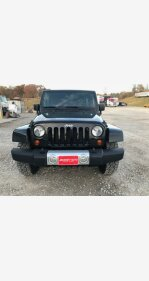 2011 Jeep Wrangler 4WD Unlimited Sahara for sale 101239255
