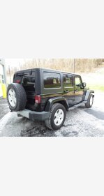 2011 Jeep Wrangler 4WD Unlimited Sahara for sale 101266129