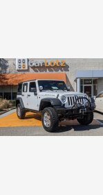2011 Jeep Wrangler 4WD Unlimited Rubicon for sale 101300914
