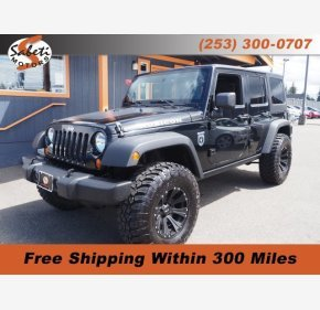 2011 Jeep Wrangler 4WD Unlimited Rubicon for sale 101329612