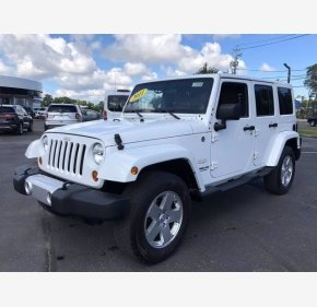 2011 Jeep Wrangler for sale 101344986