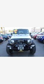 2011 Jeep Wrangler for sale 101387640