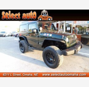 2011 Jeep Wrangler for sale 101420701