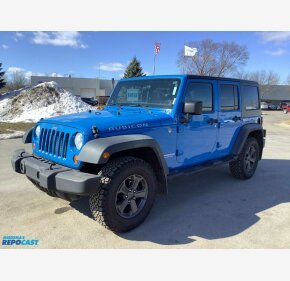 2011 Jeep Wrangler 4WD Unlimited Rubicon for sale 101467468
