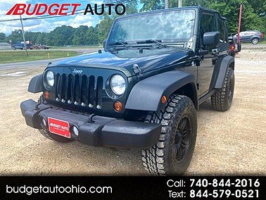 2011 Jeep Wrangler for sale 101532240