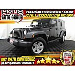 2011 Jeep Wrangler for sale 101608610