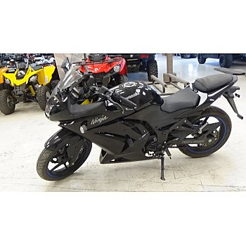 2011 Kawasaki Ninja 250R for sale 200945280