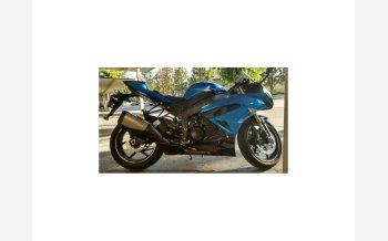 2011 Kawasaki Ninja ZX-6R for sale 200355232