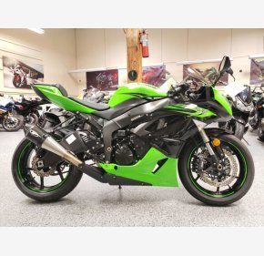 2011 Kawasaki Ninja ZX-6R for sale 200958263