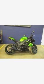2011 Kawasaki Z1000 for sale 200559985