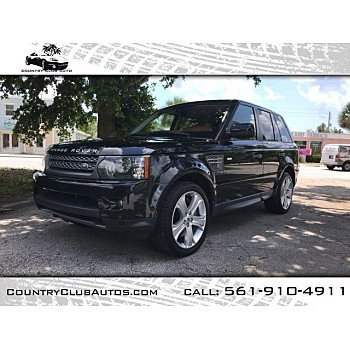2011 Land Rover Range Rover Sport Supercharged for sale 100987940