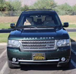 2011 Land Rover Range Rover Supercharged for sale 101043262