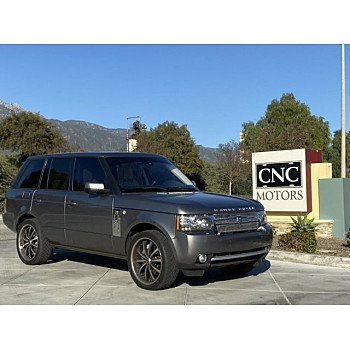2011 Land Rover Range Rover Supercharged for sale 101283139