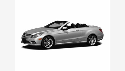 2011 Mercedes-Benz E550 Cabriolet for sale 101185767