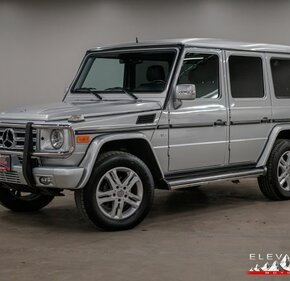 2011 Mercedes-Benz G550 for sale 101240422