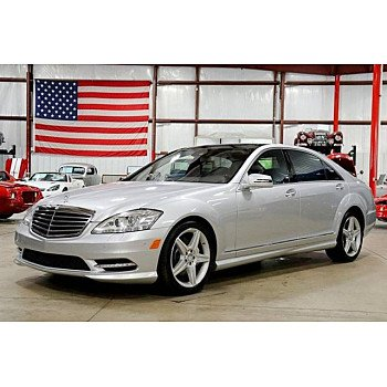 2011 Mercedes-Benz S550 4MATIC for sale 101207988