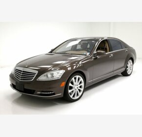 2011 Mercedes-Benz S550 4MATIC for sale 101333612