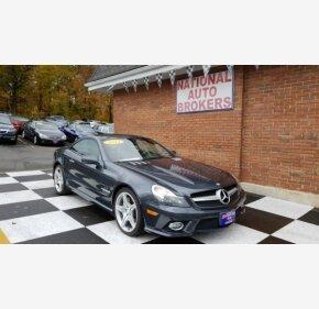 2011 Mercedes-Benz SL550 for sale 101059315