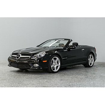 2011 Mercedes-Benz SL550 for sale 101186446