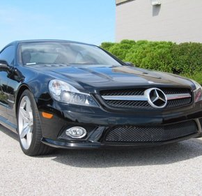 2011 Mercedes-Benz SL550 for sale 101201124