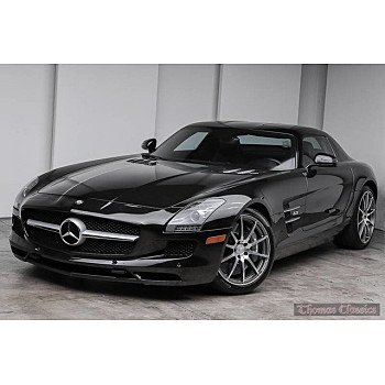 2011 Mercedes-Benz SLS AMG Coupe for sale 101114508