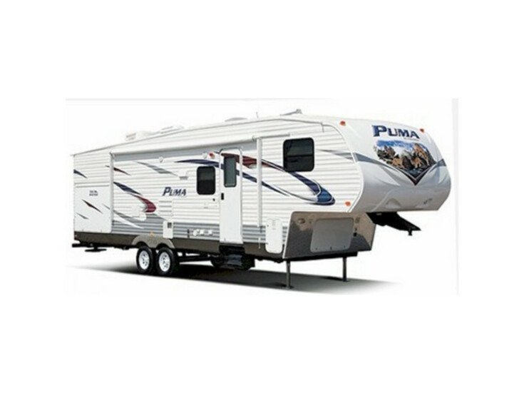 2011 Palomino Puma 245-RKS specifications