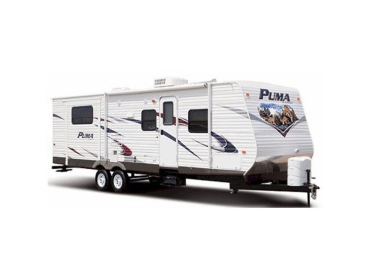 2011 Palomino Puma 25-RS specifications