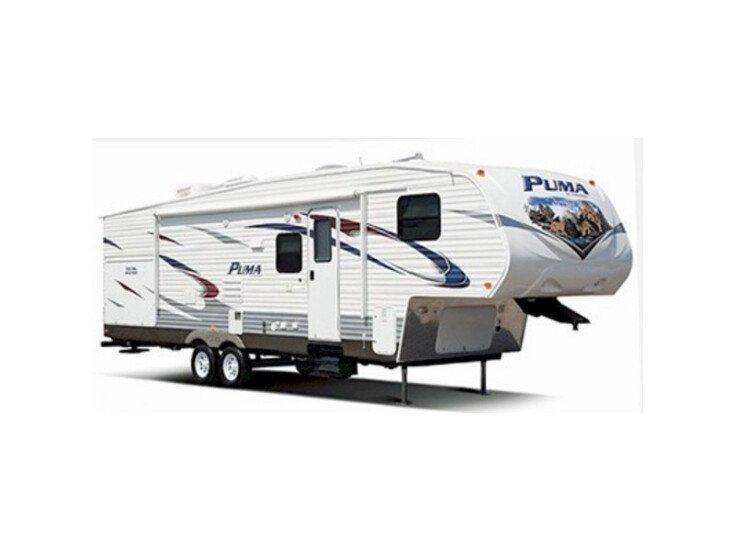 2011 Palomino Puma 253-FBS specifications
