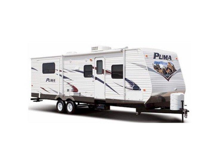 2011 Palomino Puma 26-RLSS specifications