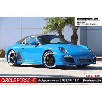 2011 Porsche 911 Speedster for sale 101210867