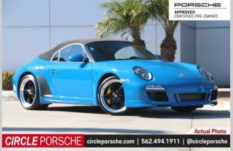 2011 Porsche 911 Cabriolet for sale 101210867