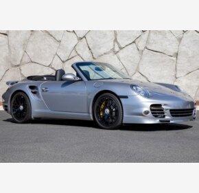 2011 Porsche 911 Cabriolet for sale 101214066