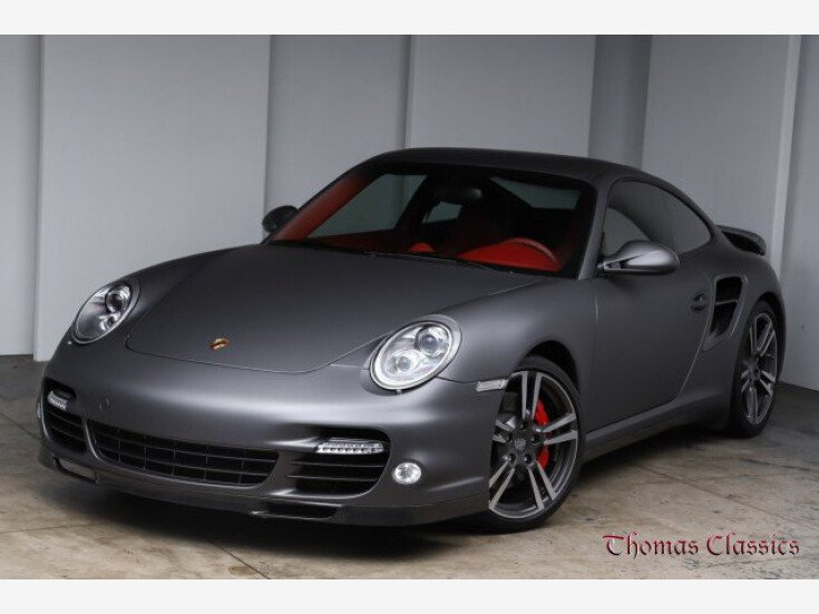 2011 Porsche 911 Turbo for sale 101567985