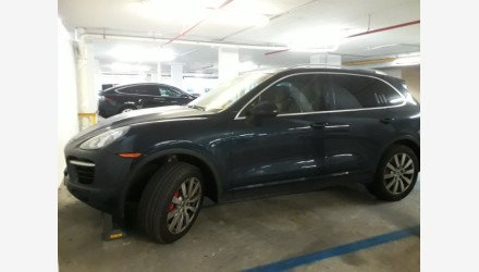 2011 Porsche Cayenne Turbo for sale 101246958