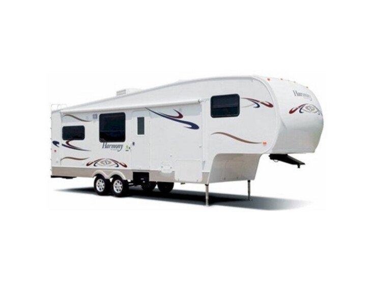 2011 SunnyBrook Harmony 285FWRKS specifications