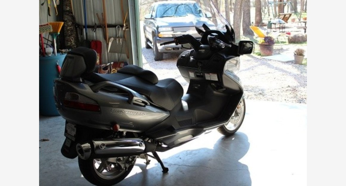 2011 Suzuki Burgman 650 for sale 200663145